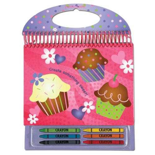 Stephen Joseph Sketch Pads School Accessories| Cupcake