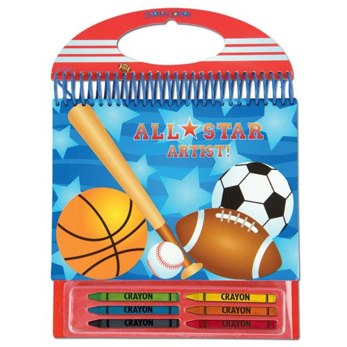 Stephen Joseph Sketch Pads School Accessories| Sports