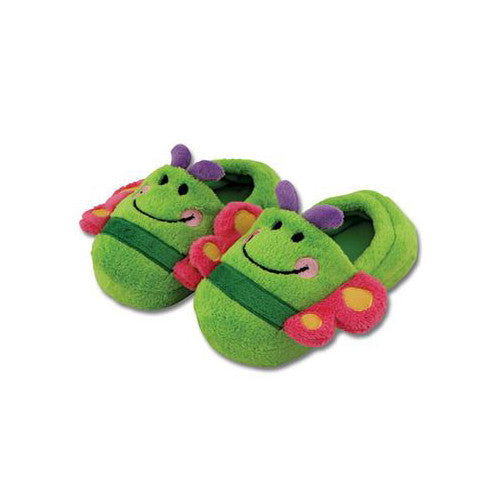 Stephen Joseph Butterfly Slippers Large