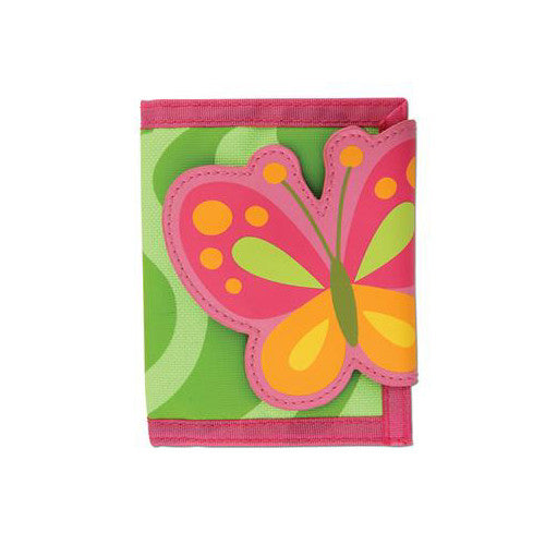Stephen Joseph Butterfly Wallet