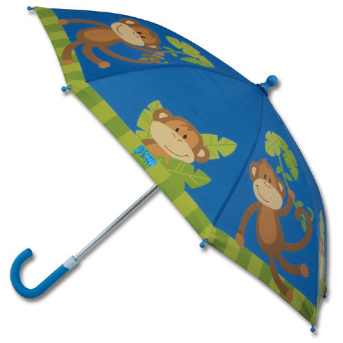 Stephen Joseph Monkey Umbrella