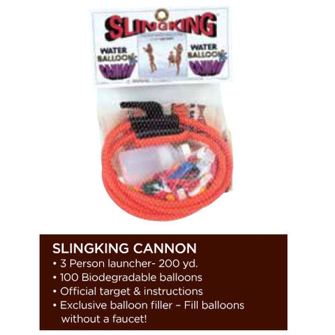 Wet Products Slingking 200Yrd & Balloons