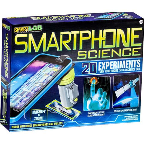 Smart Lab Smartphone Science Lab