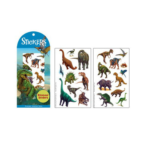 Peaceable Dinosaurs Stickers