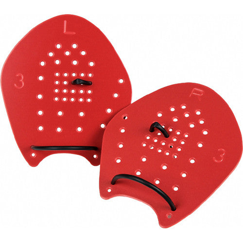 Strokemaker Swim Paddles 3.0 Red