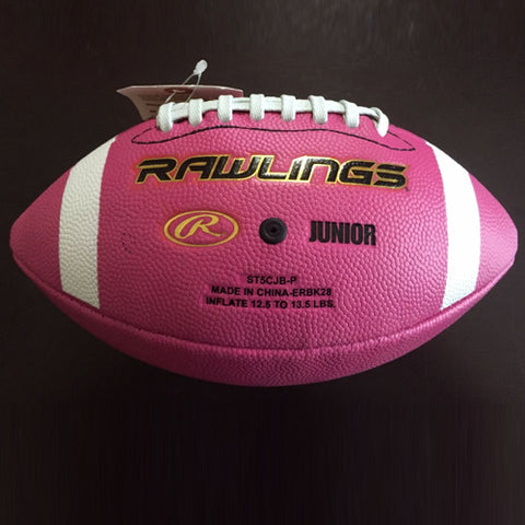 Rawlings ST5CJB-P Comp Jr Football Pink