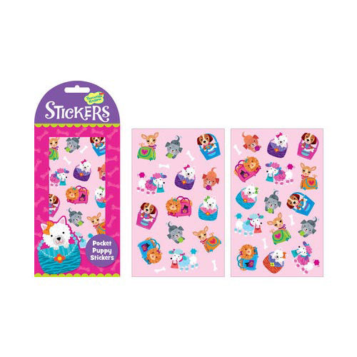 Peaceable Stickers Pocket Puupy