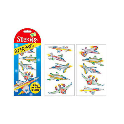 Peaceable Stickers Jets