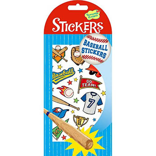 Peaceable Stickers Baseball