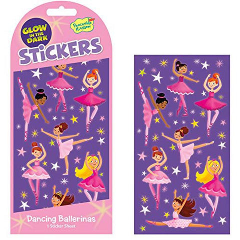 Peaceable Glowing Dancing Ballerinas Sti