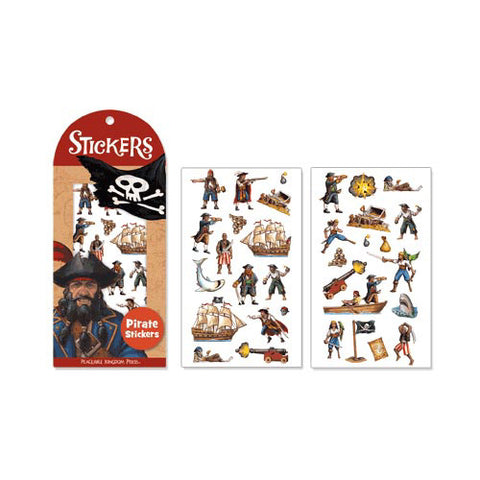 Peaceable Stickers Pirate