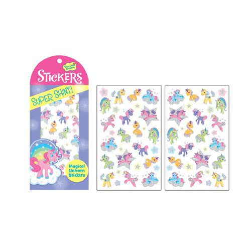 Peaceable Stickers Magical Unicorn