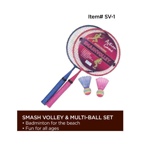 Wet Products Smashvolley Set