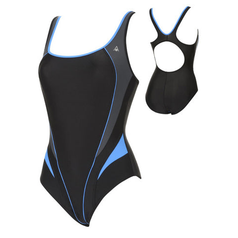 AquaSphere Lima Lycra Black/Blue 38