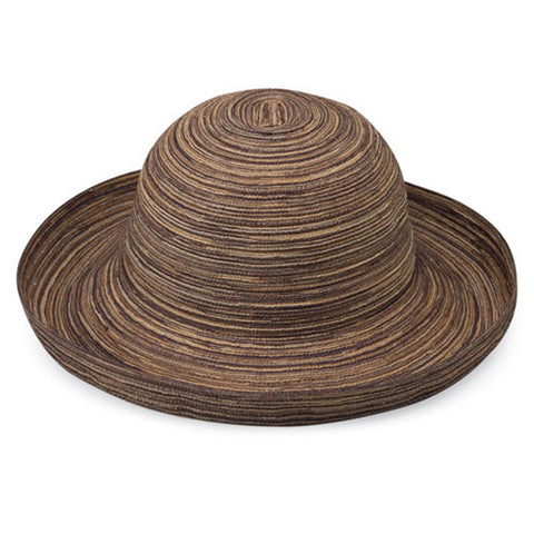 Wallaroo Sydney UV Sun Hat Brown