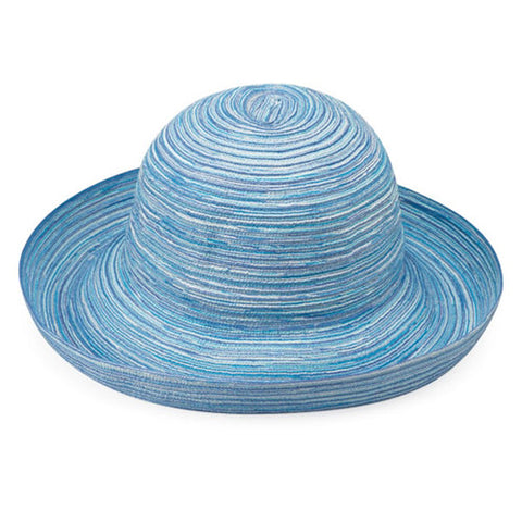 Wallaroo Sydney UV Sun Hat Light Blue