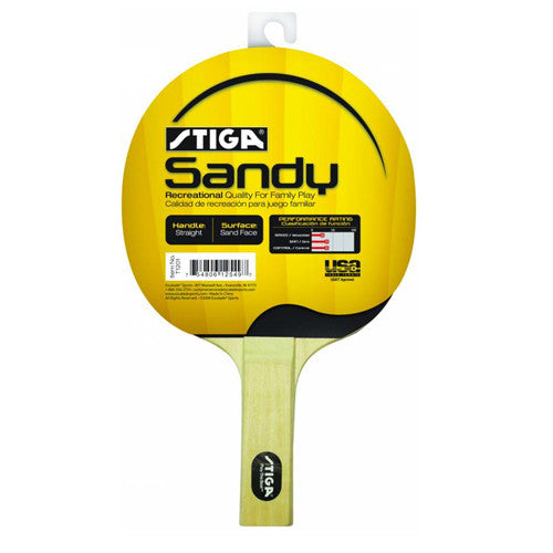 Stiga Table Tennis Racket Sandy