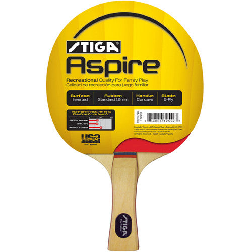 Stiga Table Tennis Racket Aspire