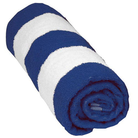 Wet Products Beach Towel Cabana Ultra Blue