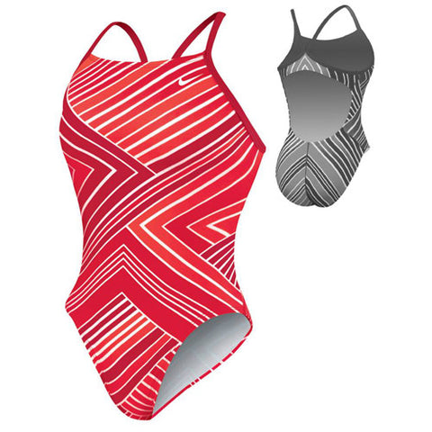 Nike ZigZag Lingerie Red 28