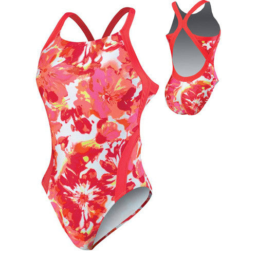 Nike TieDie Floral Fastback Hot Punch 28