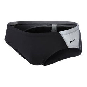 Nike Team Color Block Brief Black 24