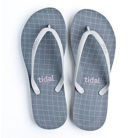 Tidal Wos WaveGrid LGRLGR Light Grey 8.0