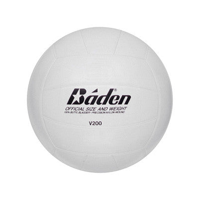 Baden Rubber Volleyball #V200 WHITE