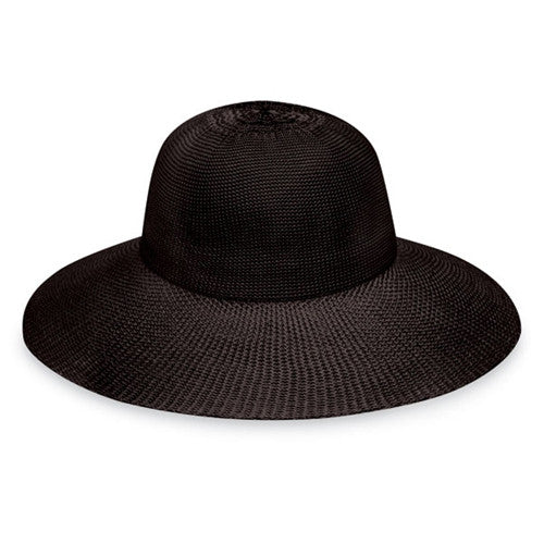 Wallaroo Victoria Diva UV Sun Hat Chocolate