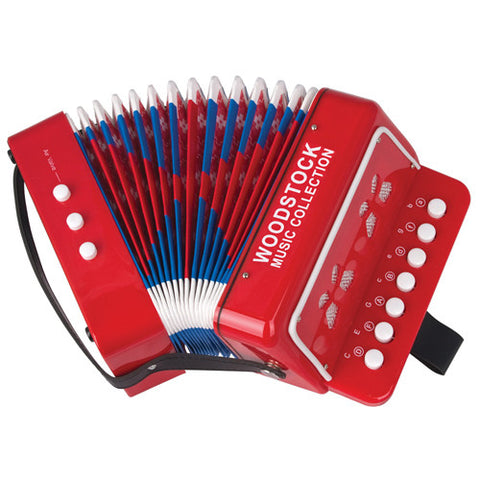 Woodstock Kid's Accordian