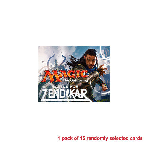 Magic the Gatheringing Battle Zendikar