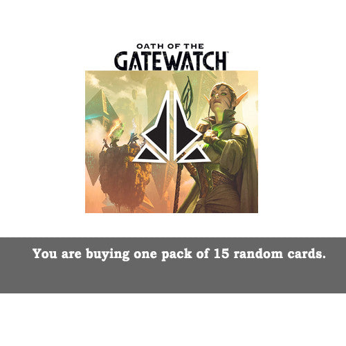 Magic the Gathering Oath of Gatewatch