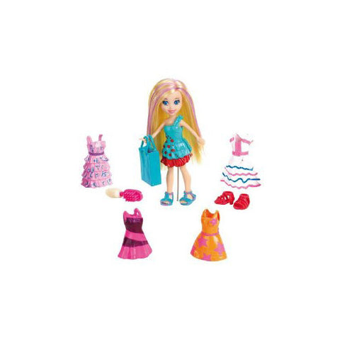 Polly Pocket Polly Color Change Fashion
