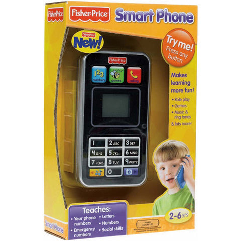 Fisher Price Smart Phone
