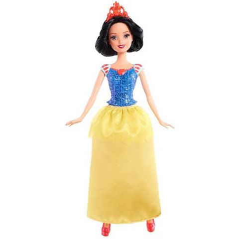 Mattel Sparkling Princess Barbie Doll| Snow White