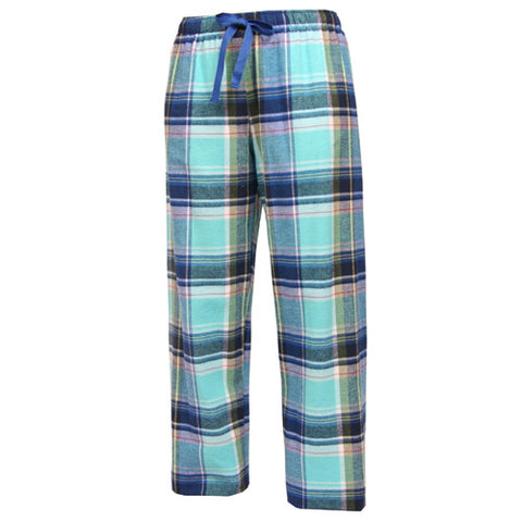Boxercraft Yth Flannel Pants Marina Youth Small
