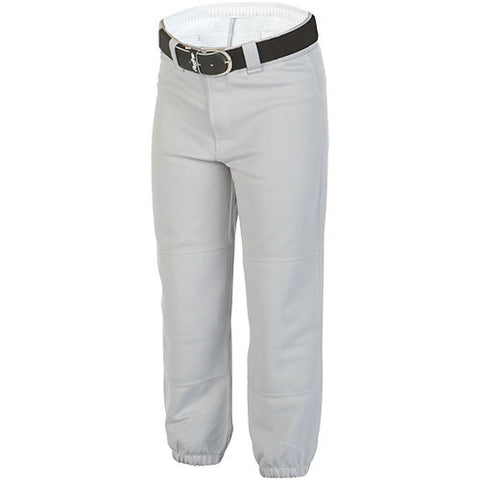 Rawlings Baseball Pants Youth Blue Grey Large