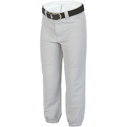 Rawlings Baseball Pants Youth Blue Grey X Small