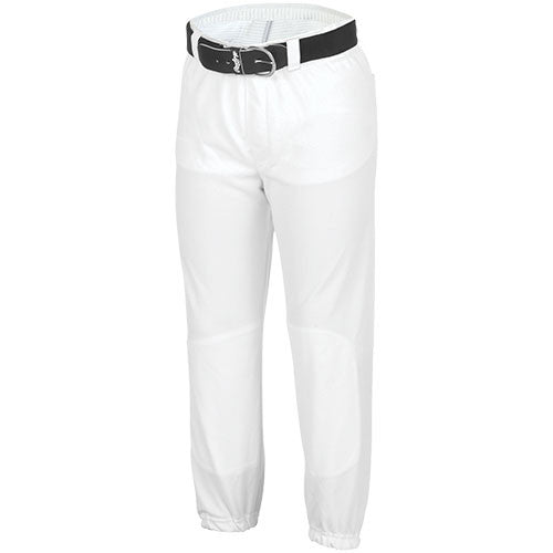 Rawlings Baseball Pants Youth White X Small
