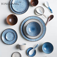 Style Ceramic Dinner Plate Wholesale