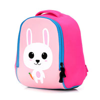 3D Animal Children Backpacks Brand Design Girl