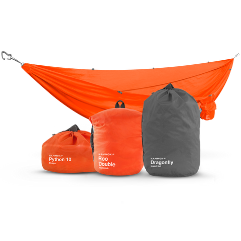 Camp Starter Kit - Ember Orange