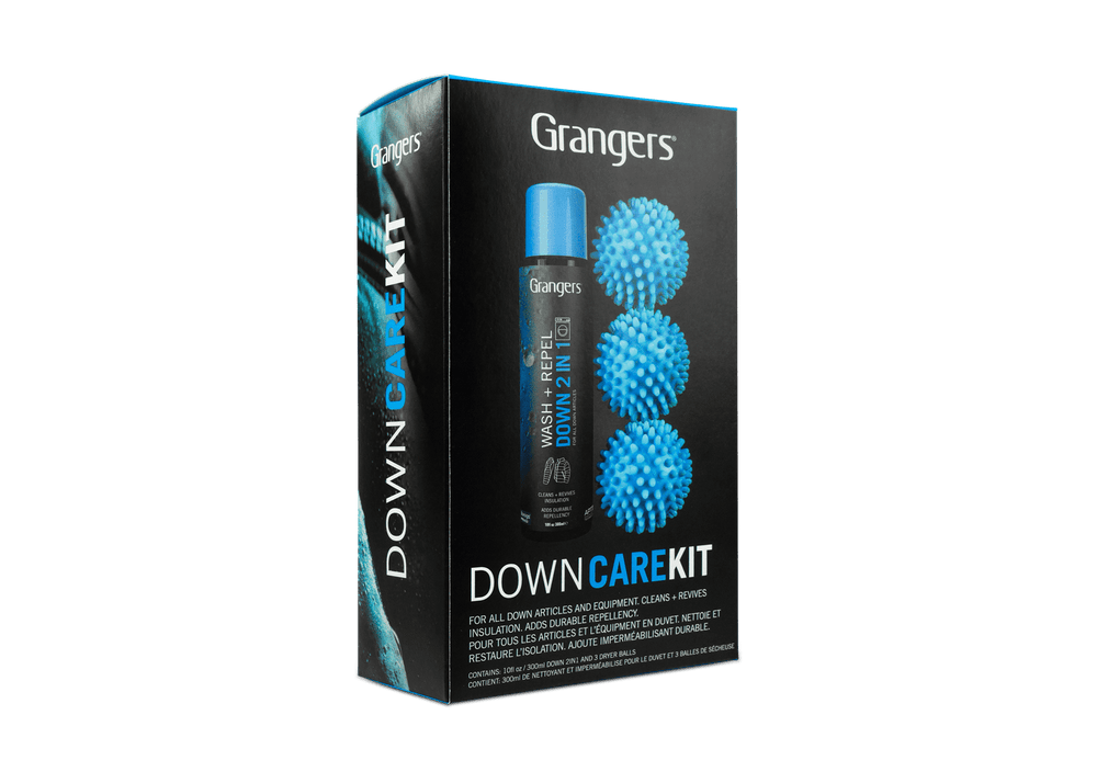 Grangers Down Wash + Repel 10oz Kit