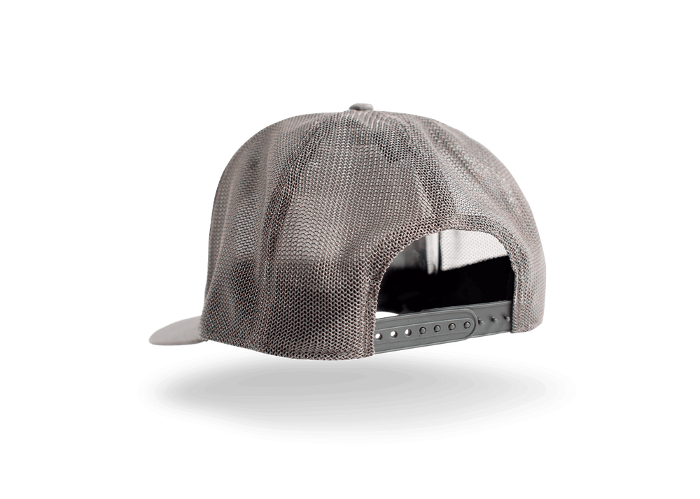 Kammok Apparel Trail Boss Hat Gray
