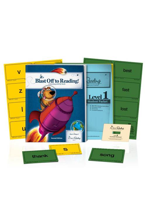 Level 1 : All About Reading individual components