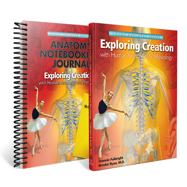 Exploring Creation with Human Anatomy & Physiology