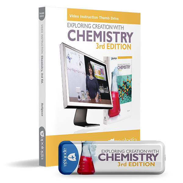 Exploring Creation with Chemistry, 2nd Ed