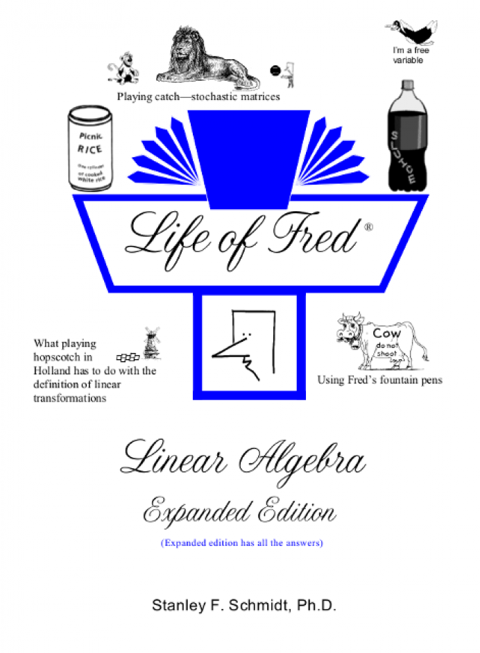 Linear Algebra - Expanded Edition