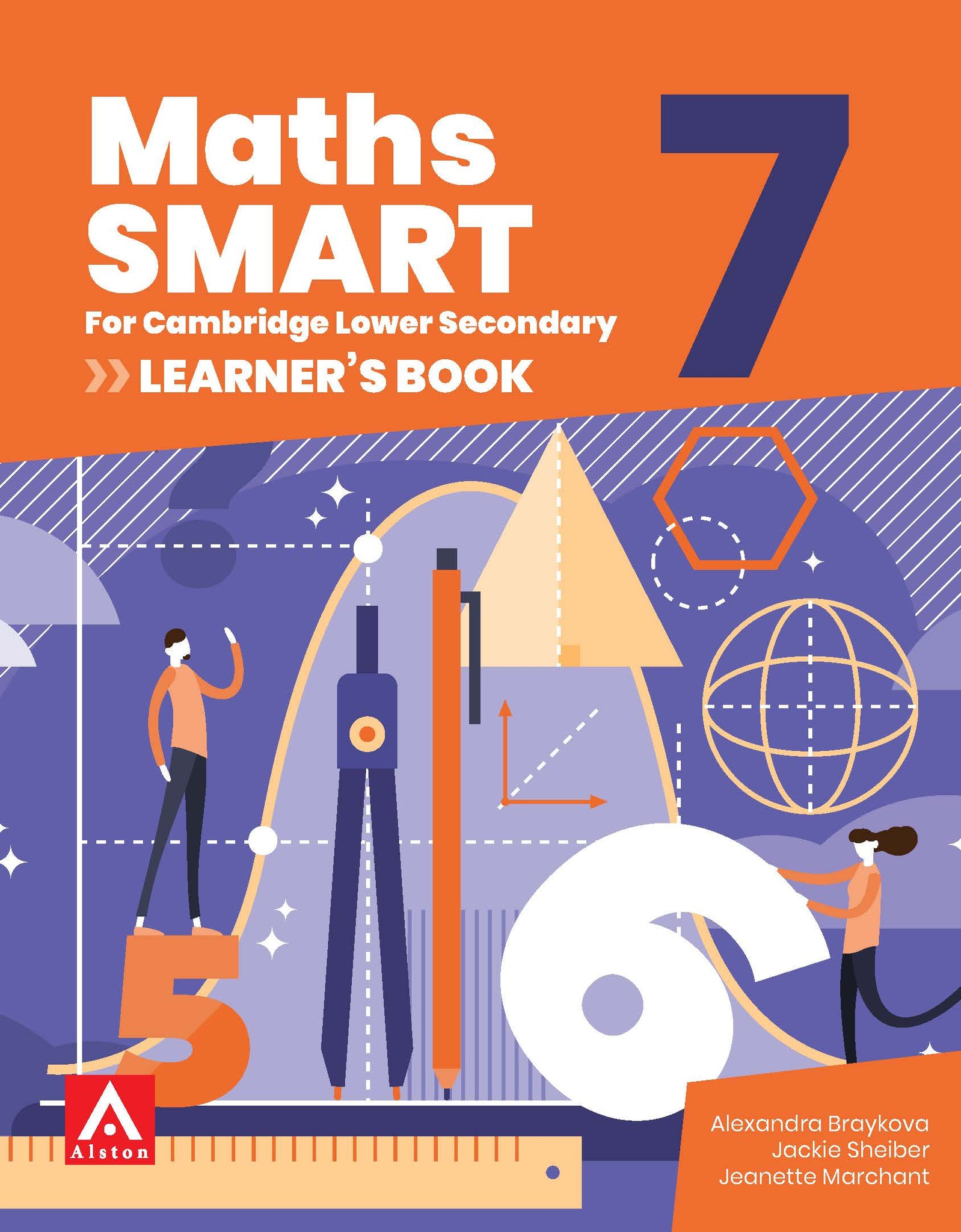 Maths Smart for Cambrigde Lower Secondary Level 7