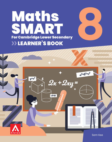 Maths Smart For Cambrigde, Lower Secondary, Level 8